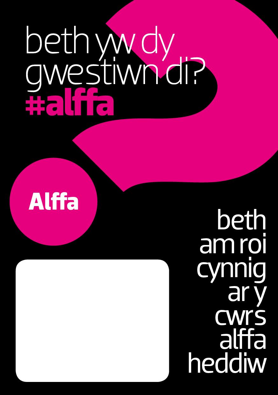 poster alffa a5